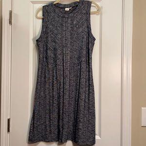 Gap Sleeveless Dress Lg.